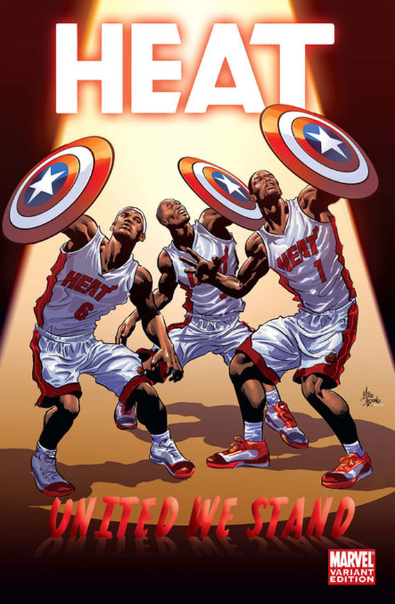 Book Cover Portadas Espn ~ Espn and marvel are teaming up for a lebron james comic