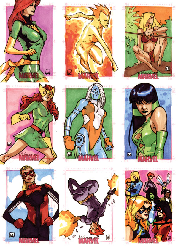 the fabulous marvel females of mahmud asrar