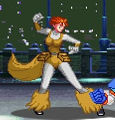 capcom squirrel girl