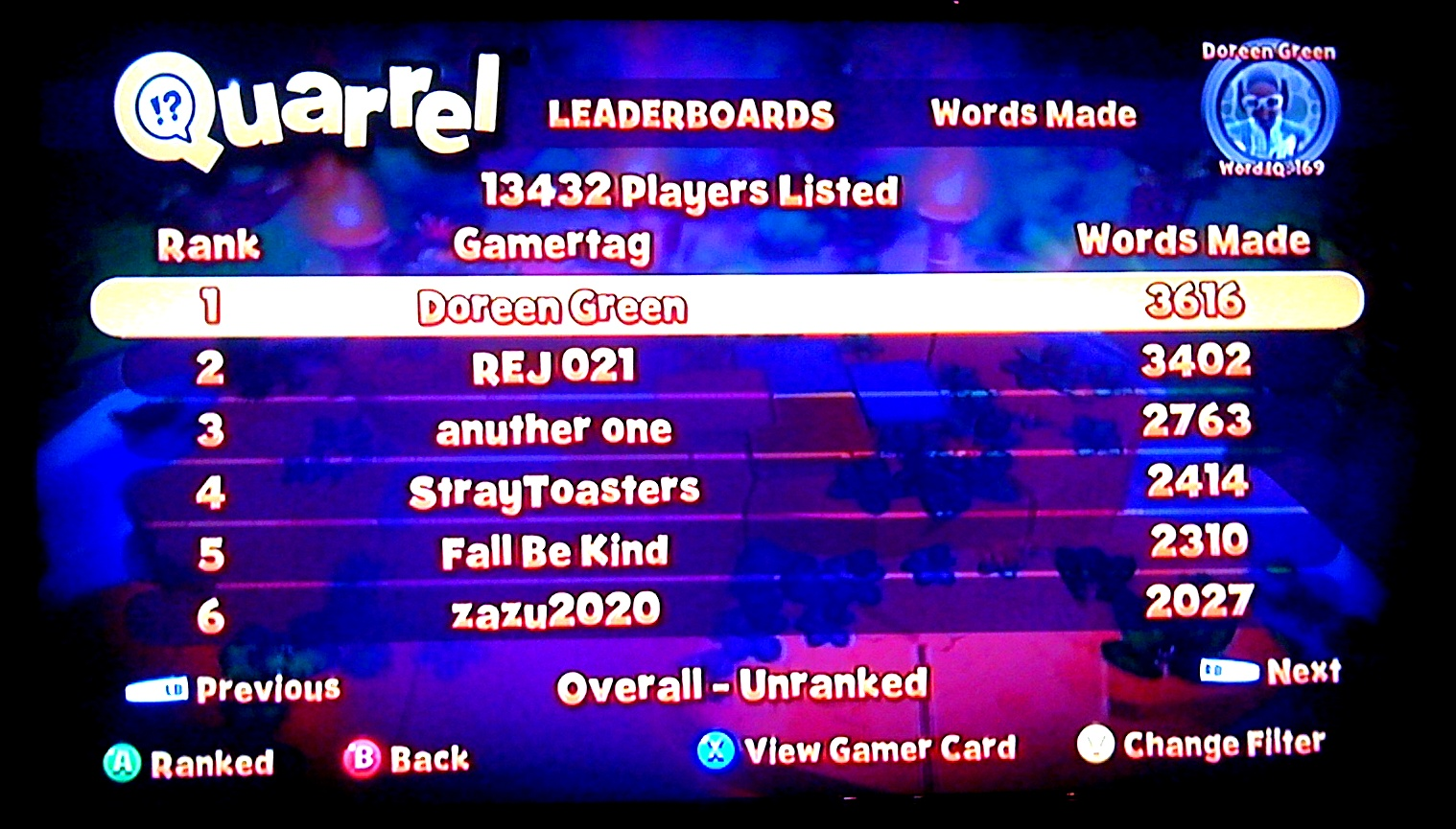 Funny girl gamertags for xbox live