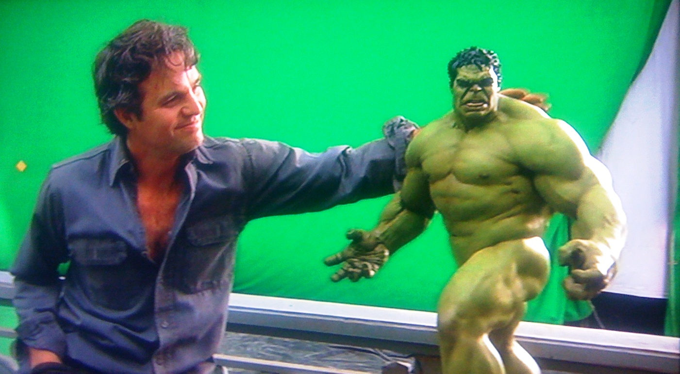 Incredible Hulk Naked