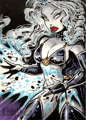 george webber lady death