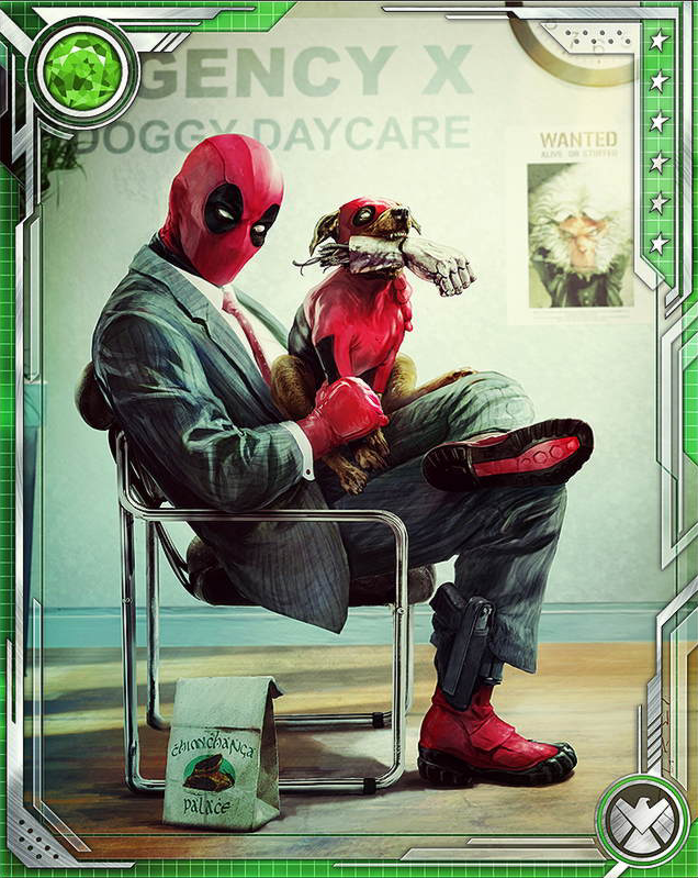 Misunderstood Deadpool