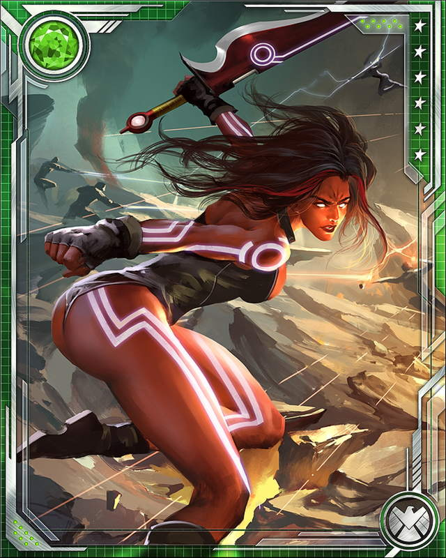 big ass she hulk marvel war of heroes