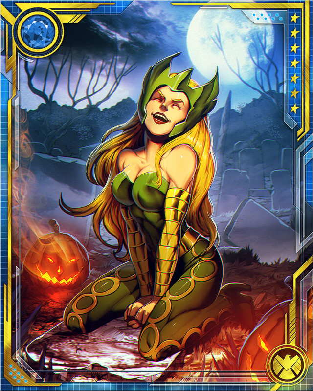 marvel war of heroes enchantress