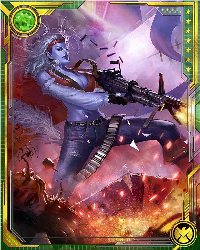 hepzibah marvel war of heroes