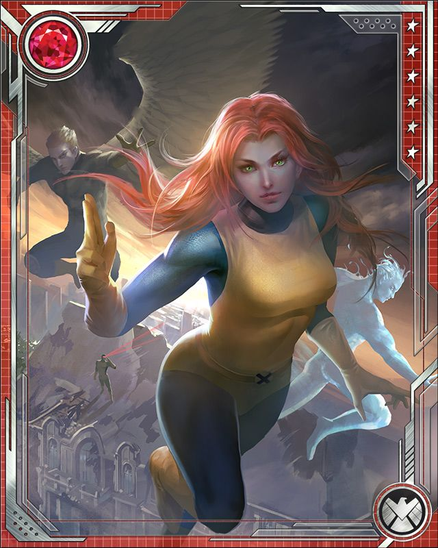 jean grey marvel war of heroes