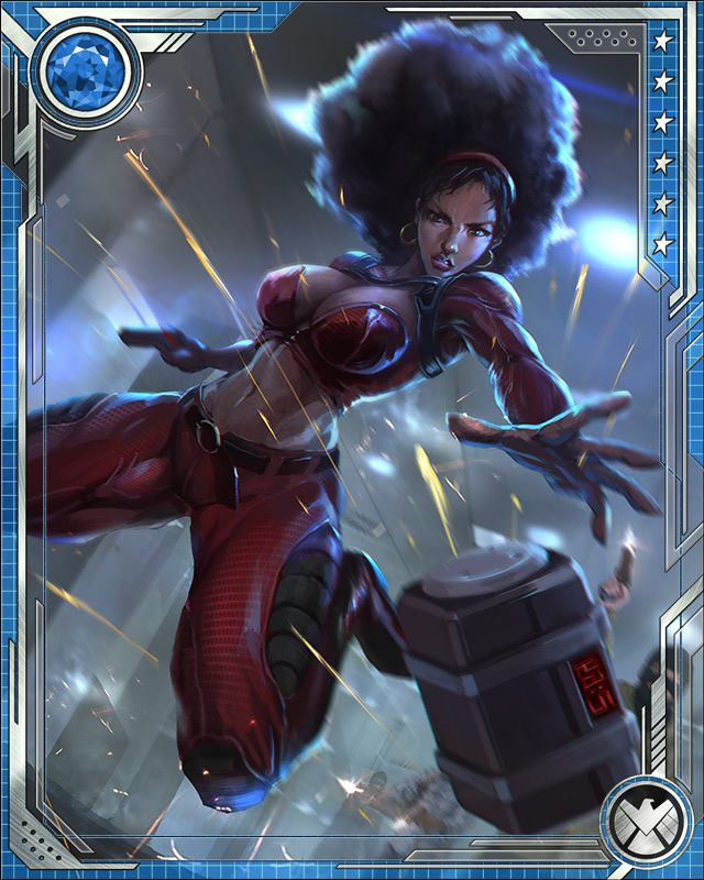 marvel war of heroes misty knight