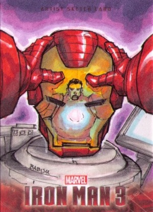 Babisu Iron Man