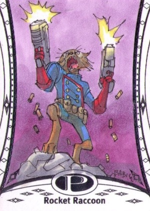 Babisu Rocket Racoon
